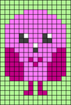 Alpha pattern #62020