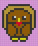 Alpha pattern #62023