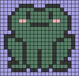 Alpha pattern #62024