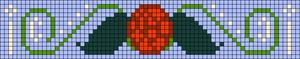 Alpha pattern #62026