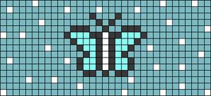 Alpha pattern #62037