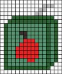 Alpha pattern #62042