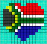 Alpha pattern #62044