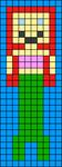 Alpha pattern #62045