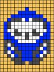 Alpha pattern #62054