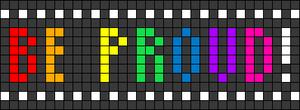 Alpha pattern #62056
