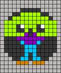 Alpha pattern #62057