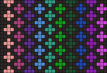 Alpha pattern #62059