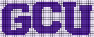 Alpha pattern #62073