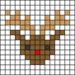 Alpha pattern #62083