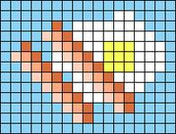 Alpha pattern #62086