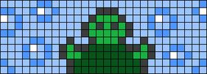 Alpha pattern #62092