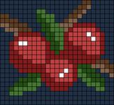 Alpha pattern #62093