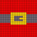 Alpha pattern #62100
