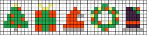 Alpha pattern #62104