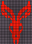 Alpha pattern #62107