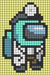 Alpha pattern #62110