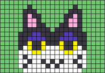 Alpha pattern #62114