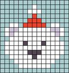 Alpha pattern #62119