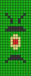 Alpha pattern #62136