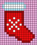 Alpha pattern #62140