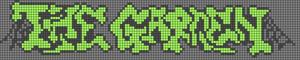 Alpha pattern #62147