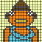 Alpha pattern #62148
