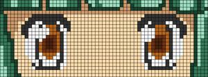Alpha pattern #62154