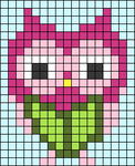 Alpha pattern #62155