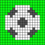 Alpha pattern #62157