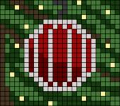 Alpha pattern #62158