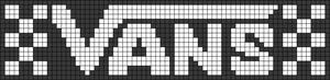 Alpha pattern #62165