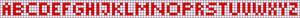 Alpha pattern #62167