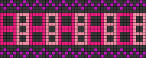 Alpha pattern #62169