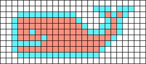 Alpha pattern #62177