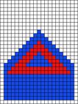 Alpha pattern #62181