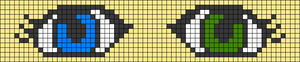 Alpha pattern #62188
