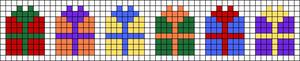 Alpha pattern #62189