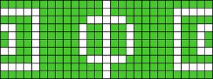 Alpha pattern #62190