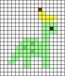 Alpha pattern #62202