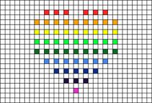 Alpha pattern #62216