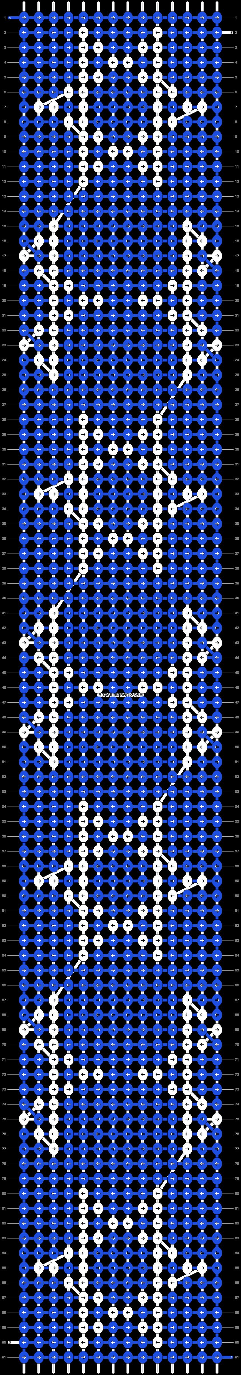 Alpha pattern #62220 pattern