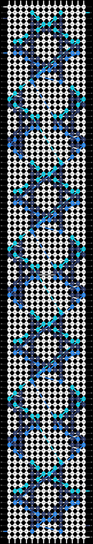 Alpha pattern #62221 pattern