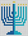Alpha pattern #62222