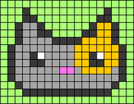 Alpha pattern #62227