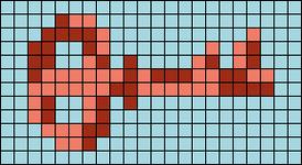 Alpha pattern #62228