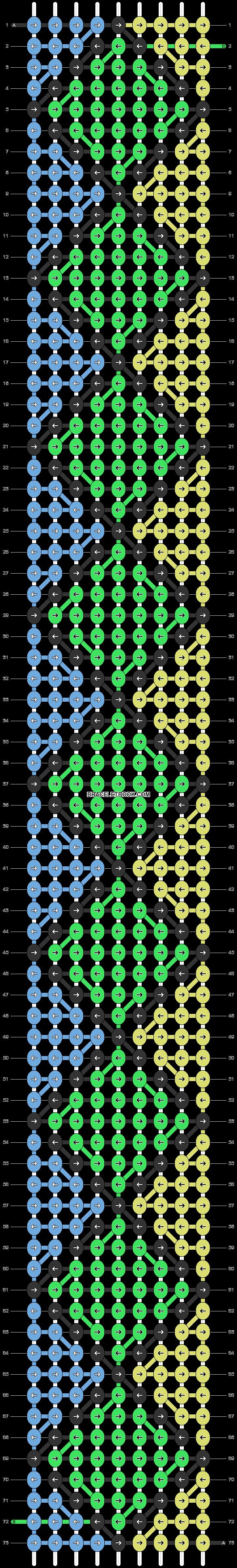Alpha pattern #62242 pattern