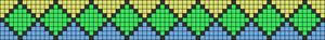 Alpha pattern #62242