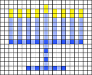 Alpha pattern #62270
