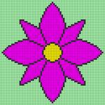 Alpha pattern #62272